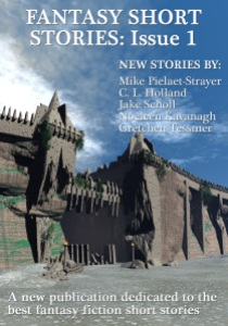 Fantasy Short Stories Issue 1 Cover